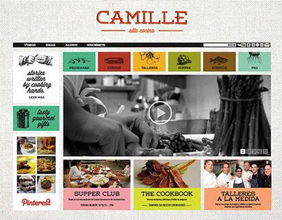 CAMILLE WEBSITE