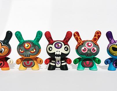 EyeSkull Serie