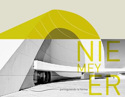 Oscar Niemeyer / Postales (Post cards)