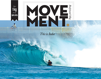 Movement Magazine – Editor-in-Chief