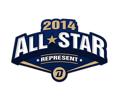 2014 NC DINOS ALL STAR GAME REPRESENT
