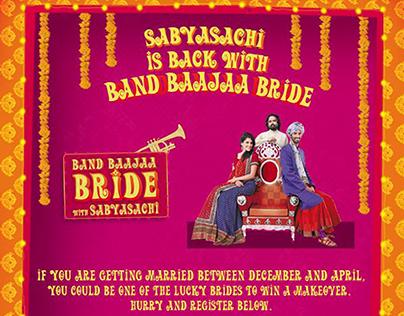 NDTV Goodtimes Show: BAND BAAJA BRIDE Season 3