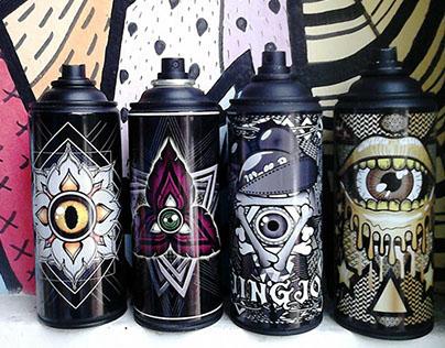 spray !!