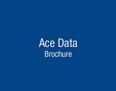 Ace Data - Brochure