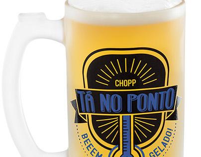 Beer Mug Tá No Ponto