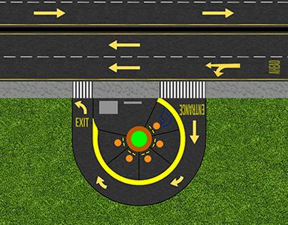 Small Carpark design
