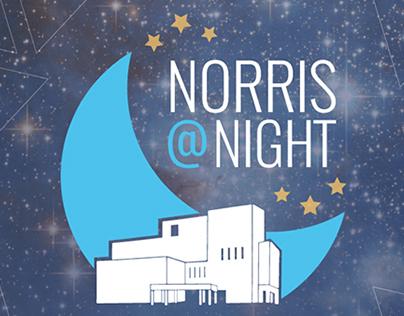 Norris at Night 2014