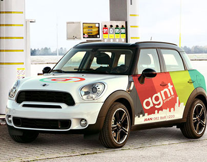 Agnt Vehicle Branding