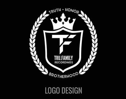 TRU.Family Recordings Logo ReDesign