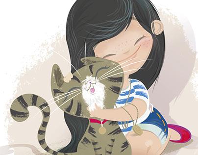 Magic Kitty – Character Design