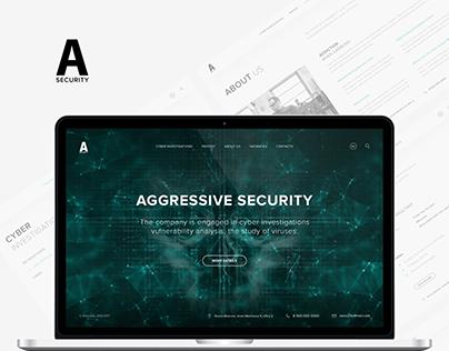 Web Aggressive Security