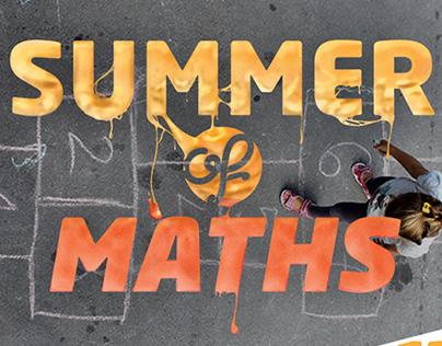 Summer of Maths