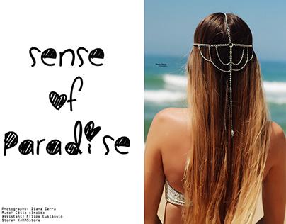 Sense of Paradise