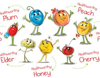 Healthworthy family