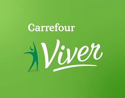 Redesign Viver Carrefour