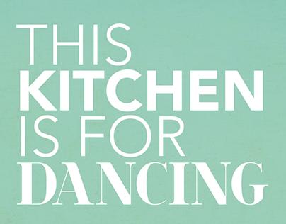 Rebranding the kitchen ;-)