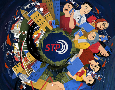 Annual Report Book of STP (2019)