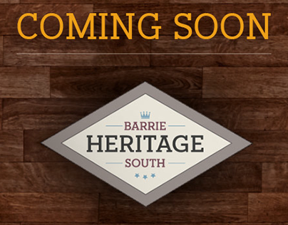 Deer Creek Fine Homes: Heritage South project