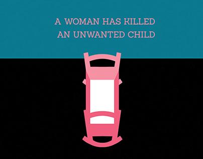Książka Strzyga-Kobieta zabiła niechciane dziecko