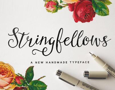 Swingfellows Typeface