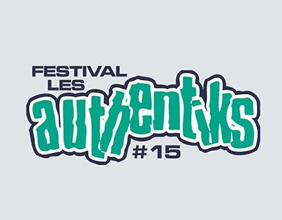 Les Authentiks - Webdesign