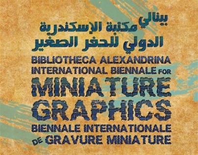 Biennale for miniature graphics 2013