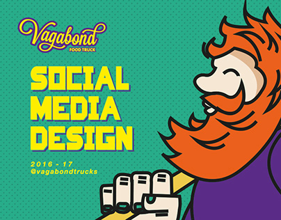 Vagabond Trucks - Social Media Designs