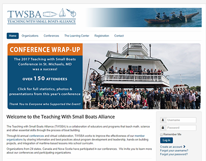 TWSBA - Website