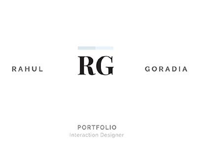 Interaction Design | UI UX Portfolio 2019