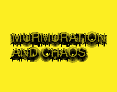 Murmuration and Chaos