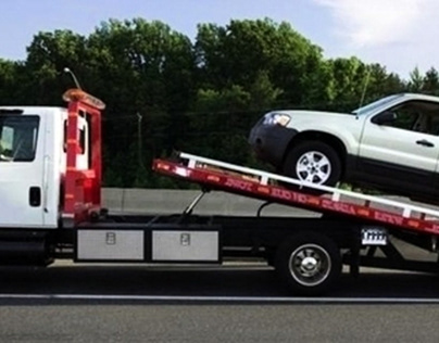 Professional Flatbed Towing Services