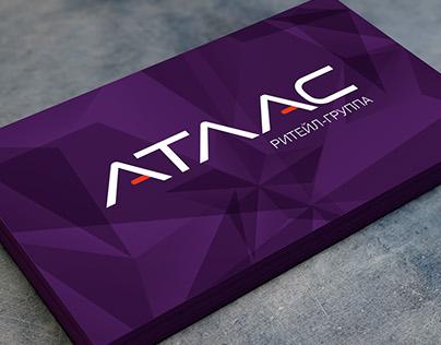Branding for Shopping mall ATLAS