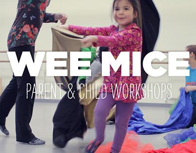 Wee Mice — Promo