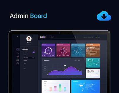 Dashboard UI (Freebie)