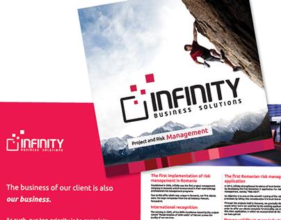 REBRANDING: Infinity Business Solutions