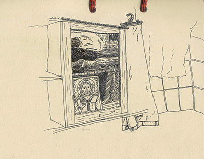 Ateliers of Bucharest - sketches