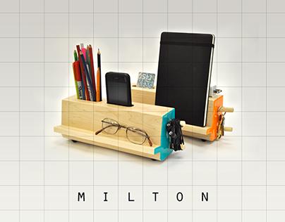 Milton Desk Organizers