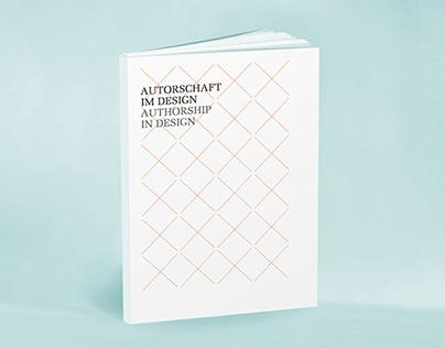 Authorship in Design.