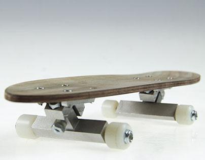 Longboard Model : Metals II Final | Spring 2014