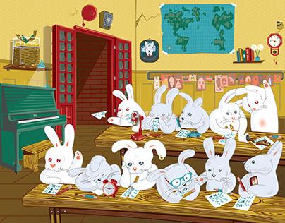 The Bunny Rascals