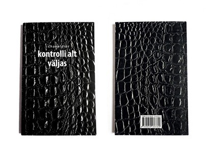 Book Design - Out Of Control