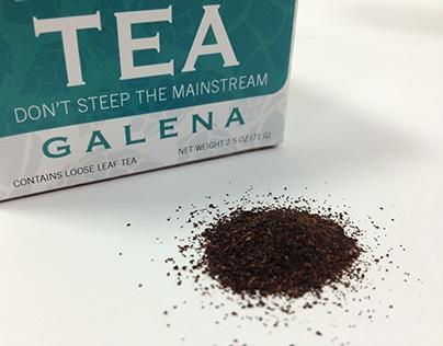 Hop Tea Packaging