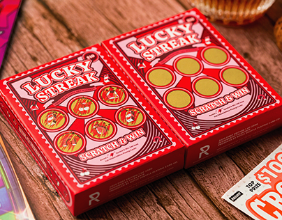 Lucky Streak Playing Cards