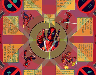 Deadpool Mandala