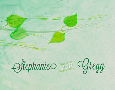 Steph & Gregg's Wedding