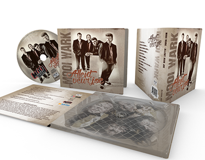 CD / DVD Artwork