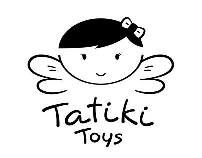 Logo for handmade TATIKI