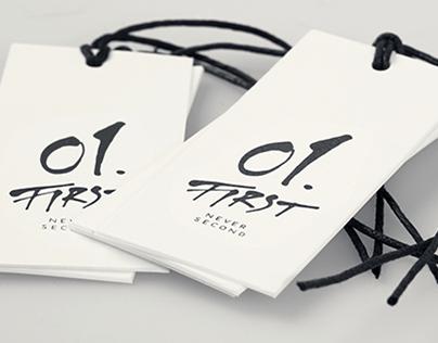 First - Brand identity