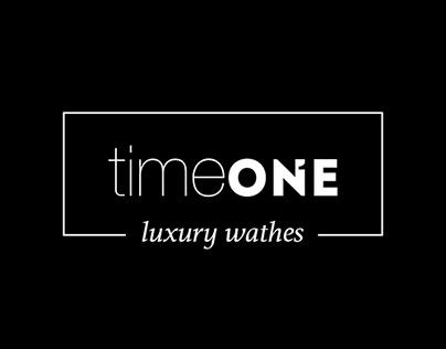 Time1 logo concepts