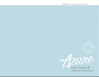 Naval architect - logo design